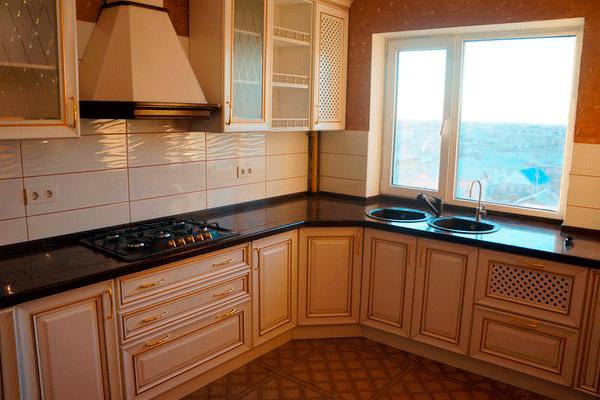 Киев кухни на заказ дизайн цена