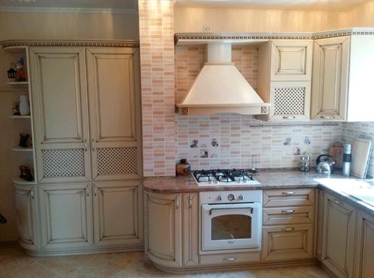 белая кухня Севастополь