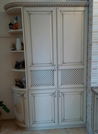 белая кухня Ялта