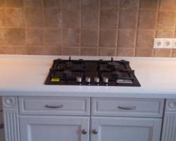 кухонная столешница из искусственного камня Гурзуф