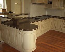 кухонная столешница из искусственного камня Ялта