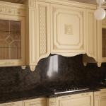 кухонная столешница из акрилового камня на заказ