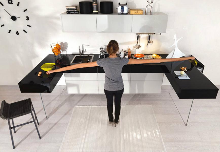 Евпатория кухня на заказ зоны кухни